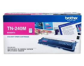 GENUINE BROTHER TN-240 MAGENTA INK TONER **NEW**SEALED BOX