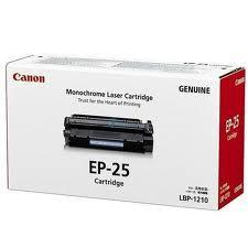 GENUINE CANON CARTRIDGE EP-25 TONER LBP-1210 EP25