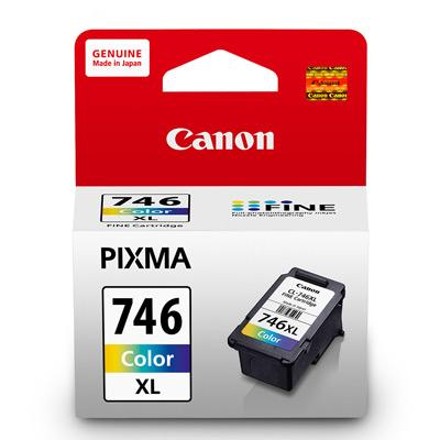 GENUINE CANON CL-746XL COLOR INK CARTRIDGE **NEW**SEALED BOX