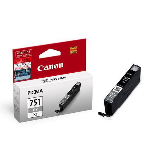 GENUINE CANON CLI-751XL GREY INK CARTRIDGE **NEW**SEALED BOX