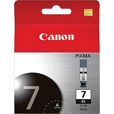 GENUINE CANON PGI-7 BLACK INK CARTRIDGE **NEW**SEALED BOX
