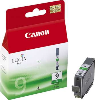 GENUINE CANON PGI-9G GREEN INK CARTRIDGE **NEW**SEALED BOX