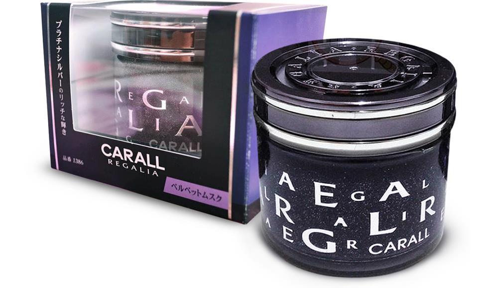 GENUINE Carall Regalia Velvet Musk Enrich Air Freshener 65ml