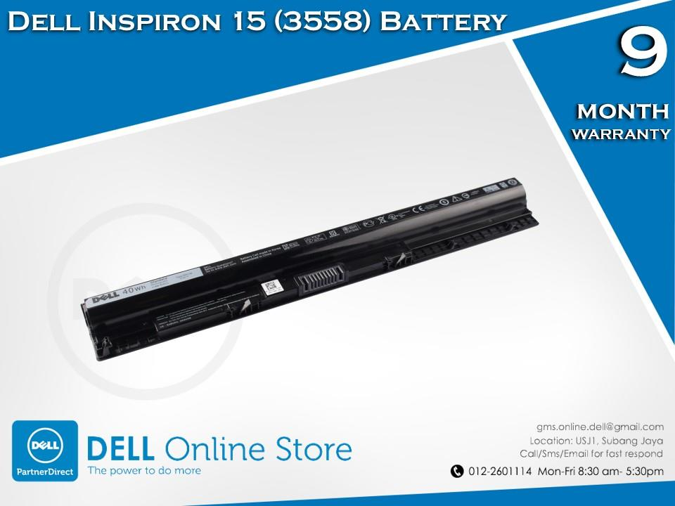Genuine Dell Genuine Original Inspiron 15 (3558) Battery