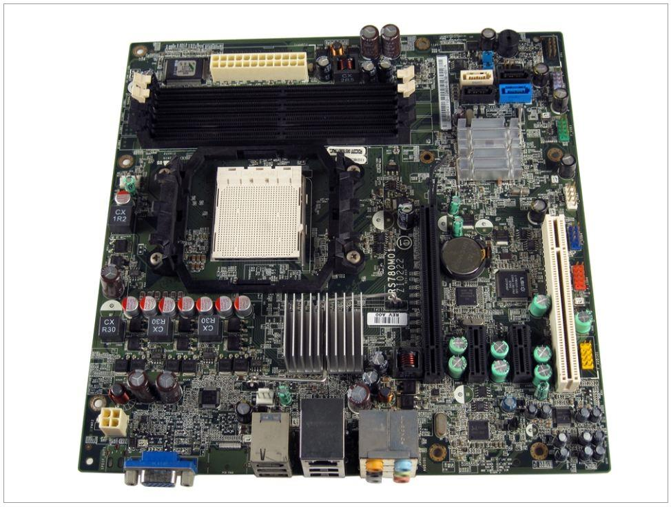 GENUINE DELL Inspiron 519 DT 350 DRS780M01 AMD MOTHERBOARD -A01-0K071D