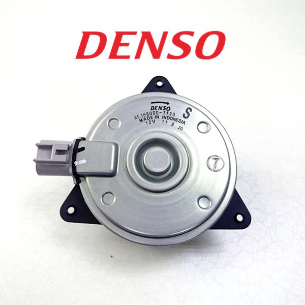 GENUINE DENSO RADIATOR FAN MOTOR FOR VIOS NCP42 YEAR 2001-2006