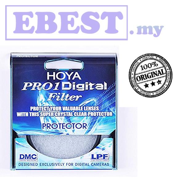 Genuine Hoya 62mm PRO1 Digital Filter Protector multi-coated FREE Ship