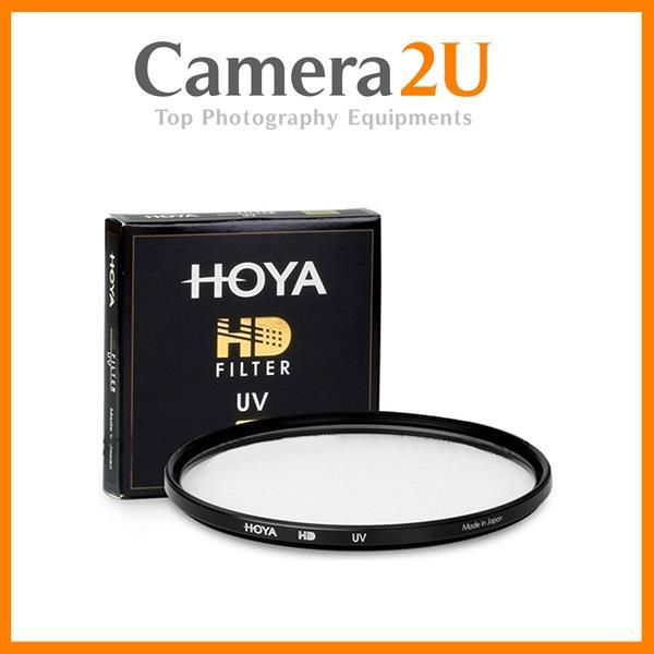 NEW Genuine Hoya HD UV Camera Lens Filter Protector 55mm