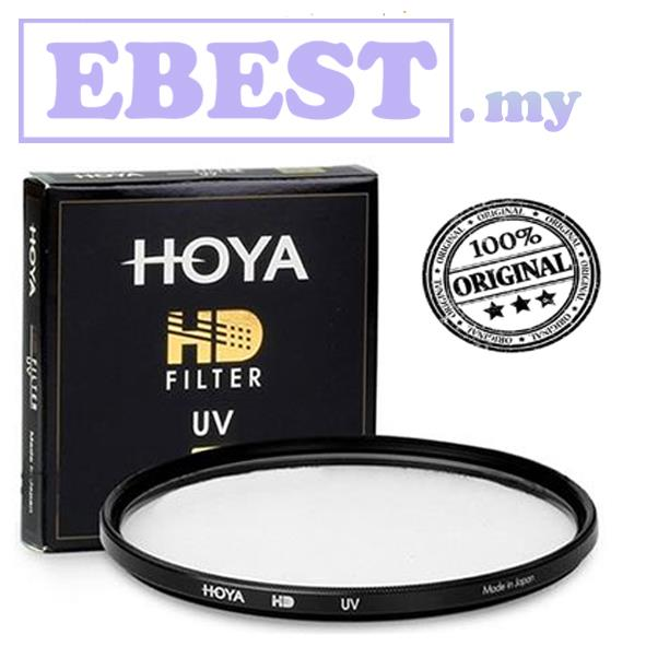 Genuine Hoya HD UV Multi-Coated HMC Digital Filter 72MM FREE Shipping