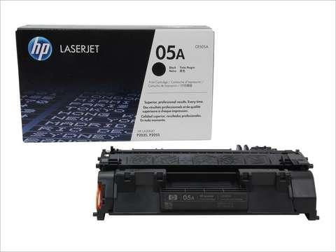 GENUINE HP 05A BLACK INK TONER (CE505A) **NEW**SEALED BOX