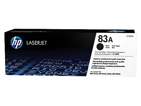 GENUINE HP 83A BLACK INK TONER (CF283A) **NEW**SEALED BOX