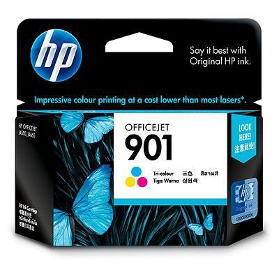 GENUINE HP 901 COLOR INK CARTRIDGE (CC656AA) **NEW**SEALED BOX