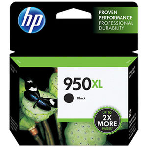 GENUINE HP 950XL BLACK INK CARTRIDGE (CN045AA) **NEW**SEALED BOX