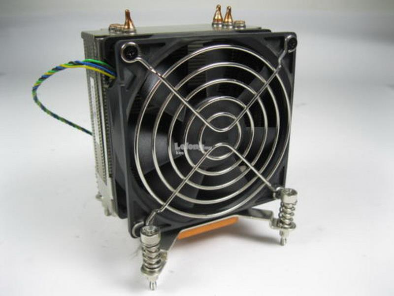 GENUINE ~ HP Z400 Workstation High Performance Heatsink Fan 463981-001