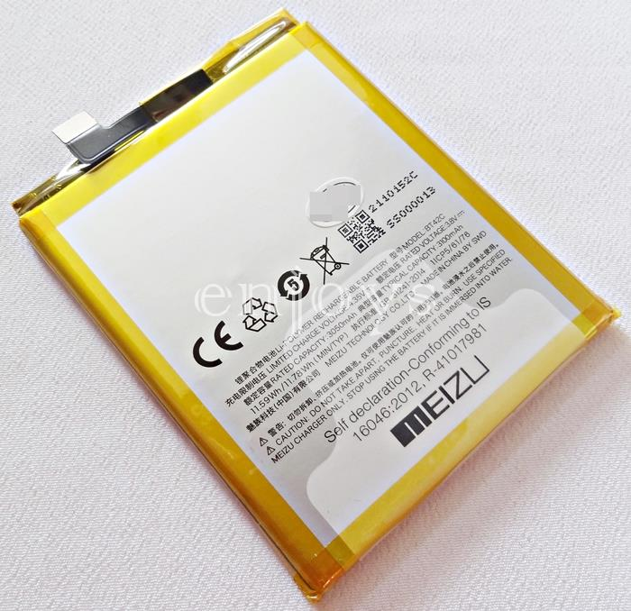 Genuine Internal Battery BT42C for Meizu M2 Note ~3100mAh ~NEW