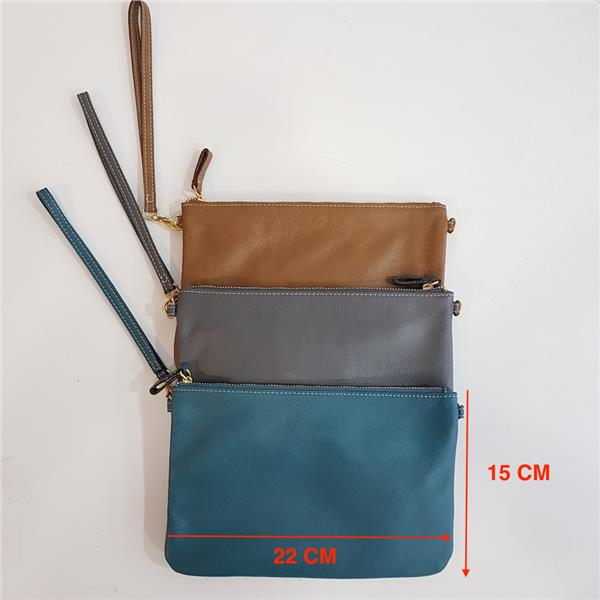 3995adc073 Genuine Italian Leather Pouch Genui (end 11/12/2019 5:47 PM)