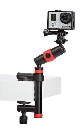 Genuine Joby Action Clamp & Locking Arm for Action Camera (Clearance)