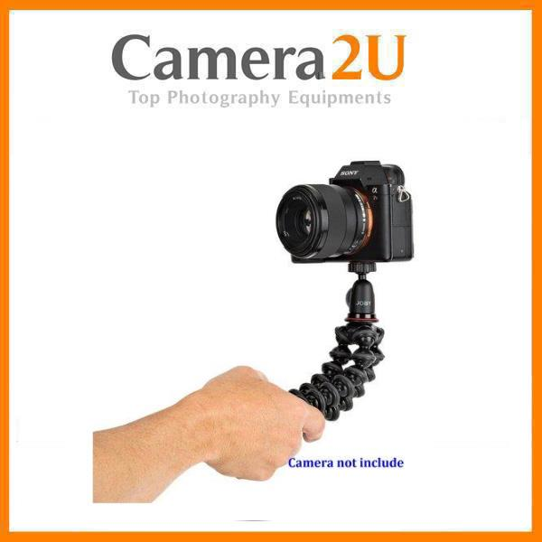 Genuine Joby GorillaPod 1K Flexible Tripod with Ball Head Kit