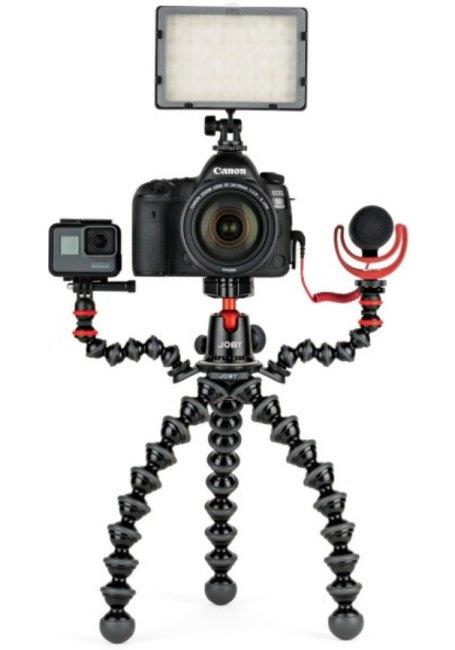 Genuine Joby GorillaPod Rig Flexible Tripod Kit (5K)