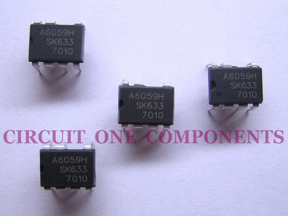 Genuine LCD TV part  A6059H Servicing IC - Each