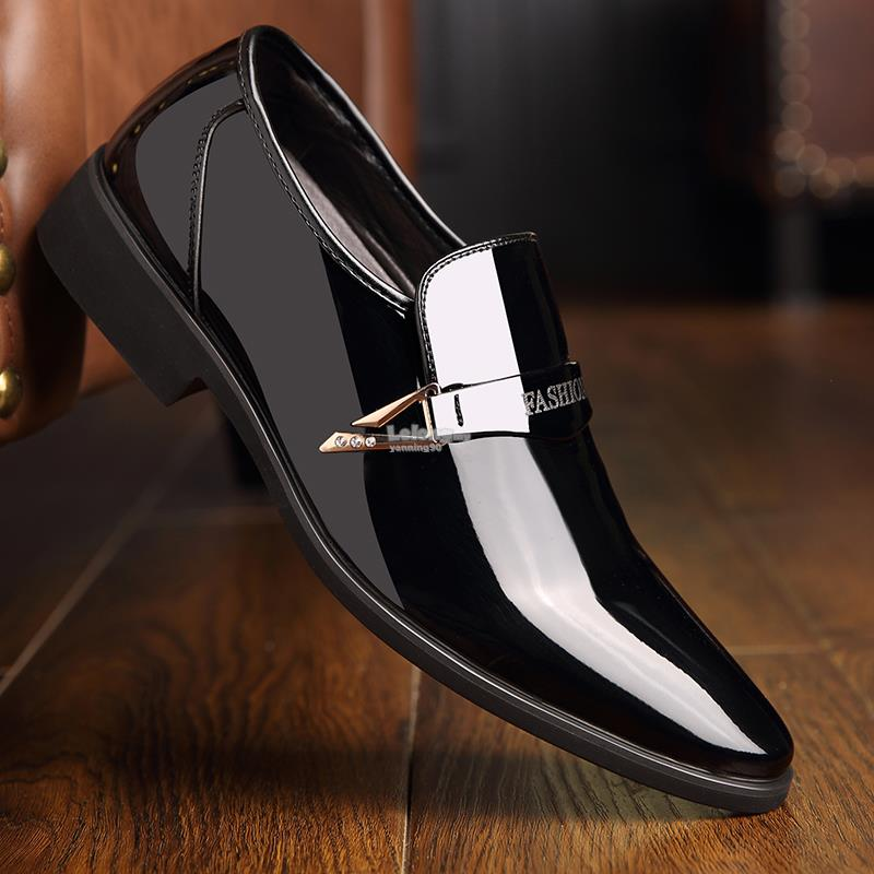 Genuine Leather Office Shoes