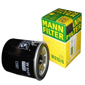 Genuine Mann Oil Filter for Honda Civic,City,CRV,Jazz, Stream, S2000