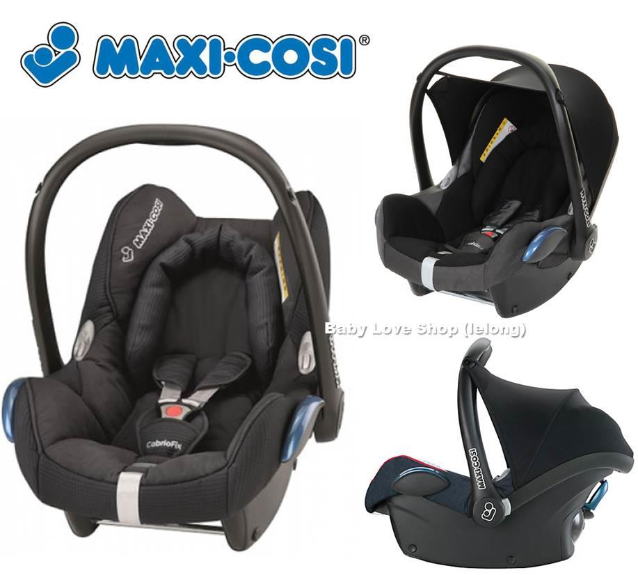 Genuine Maxi Cosi Cabriofix Carrier Car Seat 0