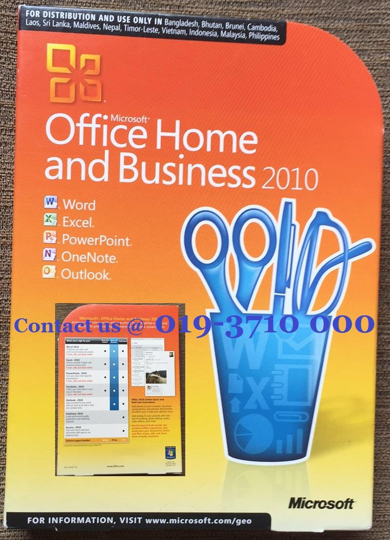 genuine microsoft office 2010 home an end 5 3 2017 1 15 pm. Black Bedroom Furniture Sets. Home Design Ideas