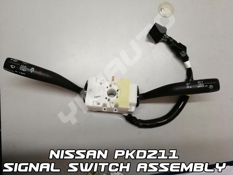 Genuine Nissan PKD211 Signal Switch Assembly UD Trucks