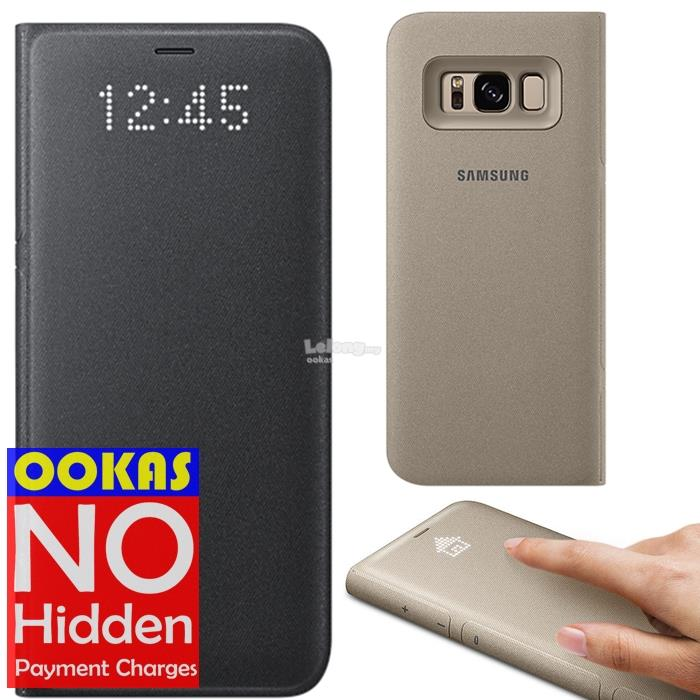 samsung s8 led view cover