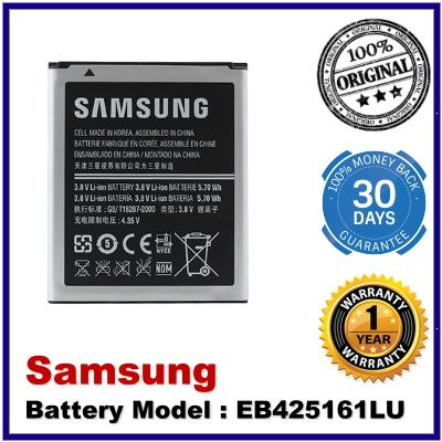 Genuine Original Samsung Battery EB425161LU Galaxy S3 Mini Battery
