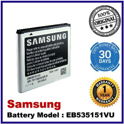 Genuine Original Samsung Battery EB535151VU Galaxy S Advance GT-I9070
