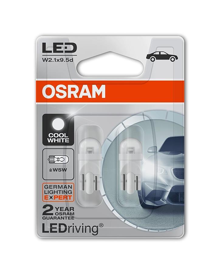 genuine osram 4090 t10 w5w 12v 6000 end 11 5 2019 12 08 pm. Black Bedroom Furniture Sets. Home Design Ideas
