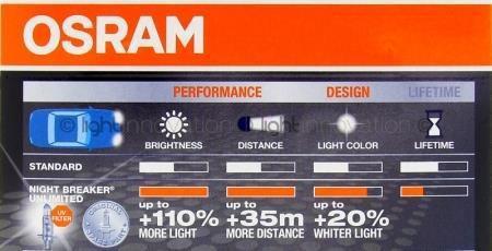 genuine osram night breaker h4 h7 h end 1 16 2020 10 04 pm. Black Bedroom Furniture Sets. Home Design Ideas