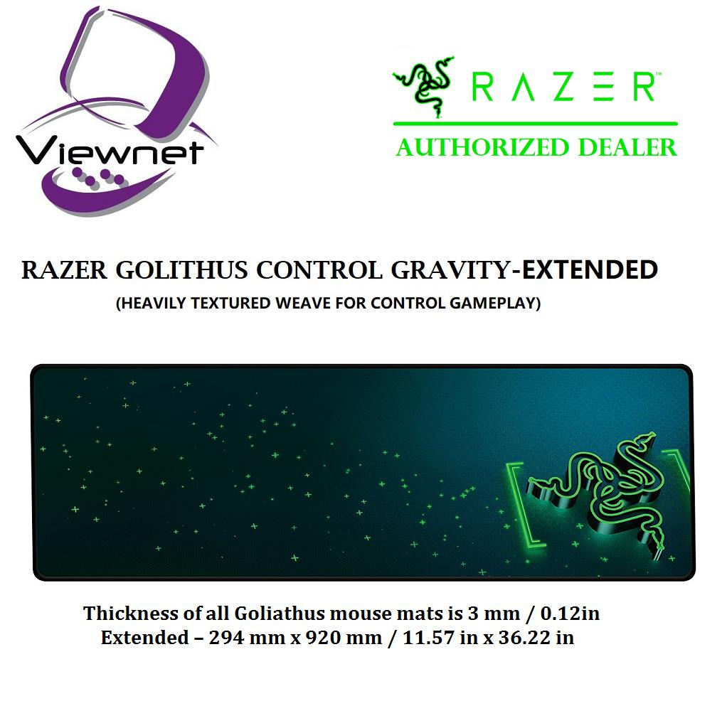 9f1443c99ee GENUINE RAZER Goliathus Control Gravity Extended Edition Mouse Pad. ‹ ›