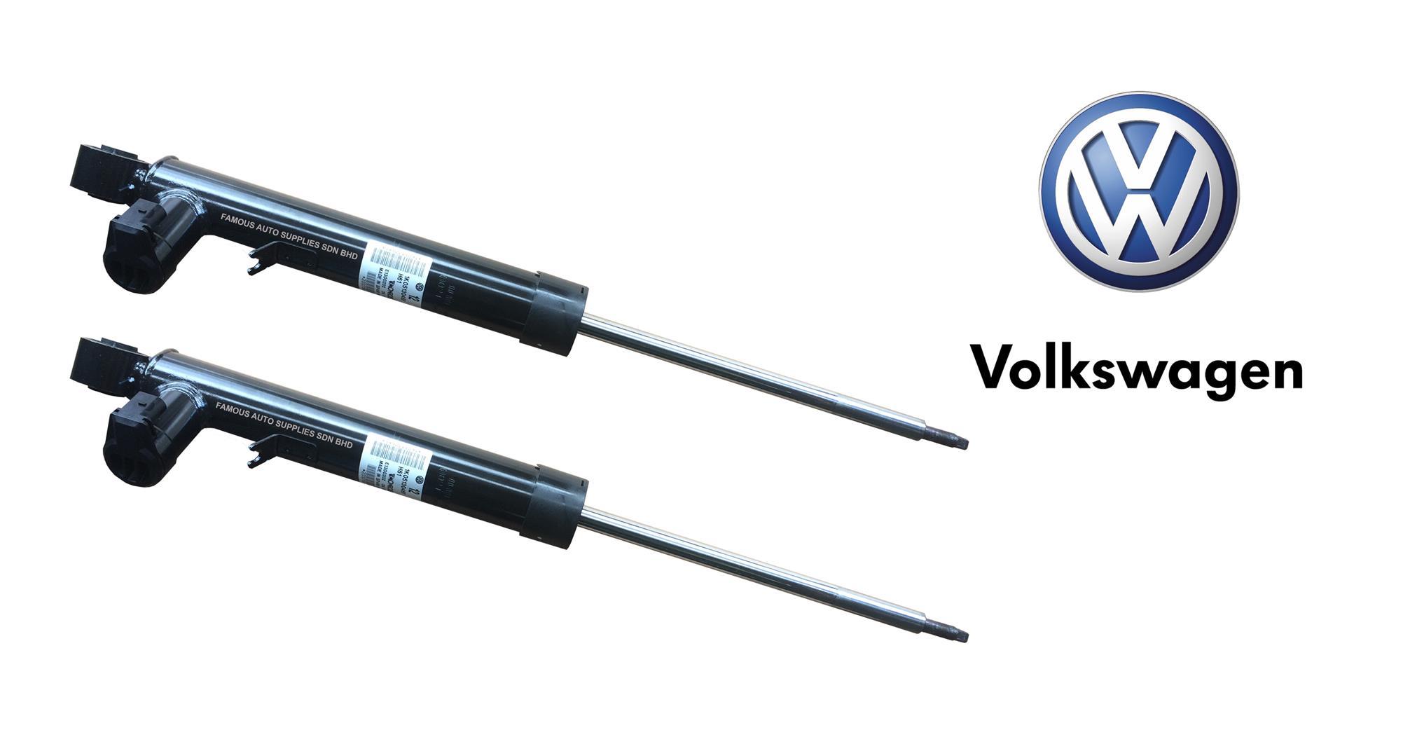 Genuine Rear Electric DCC Shock Absorber (Pair) VW Golf GTI MK6