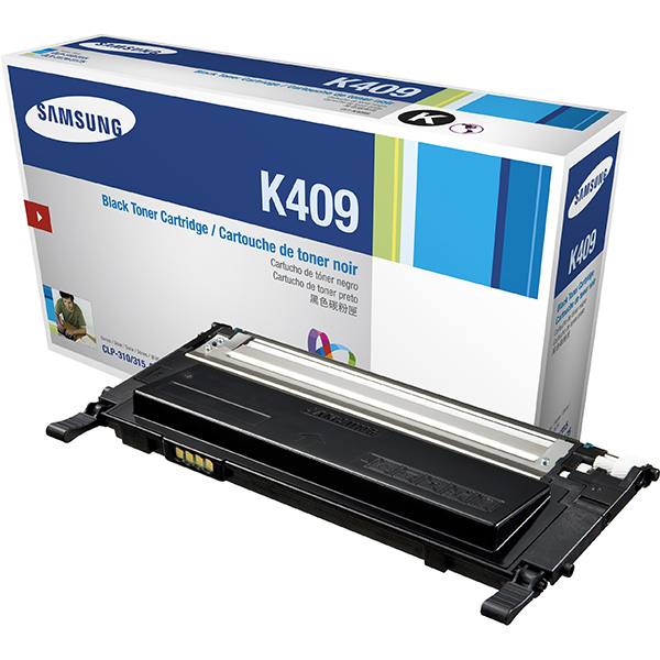 GENUINE SAMSUNG CLT-K409S BLACK INK TONER **NEW**SEALED BOX