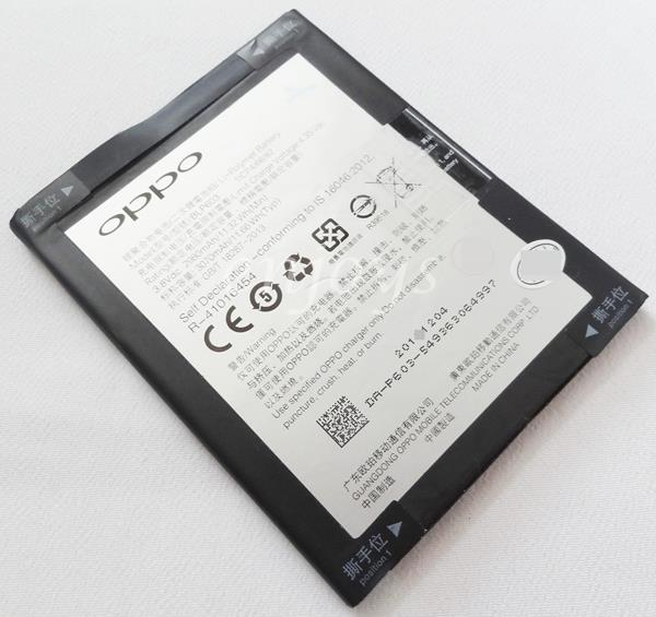Genuine VOOC Flash Charge Battery BLP603 for Oppo R7s ~3070mAh
