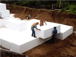 Geofoam infrastructure and building projects gabus EPS block POLYFOAM