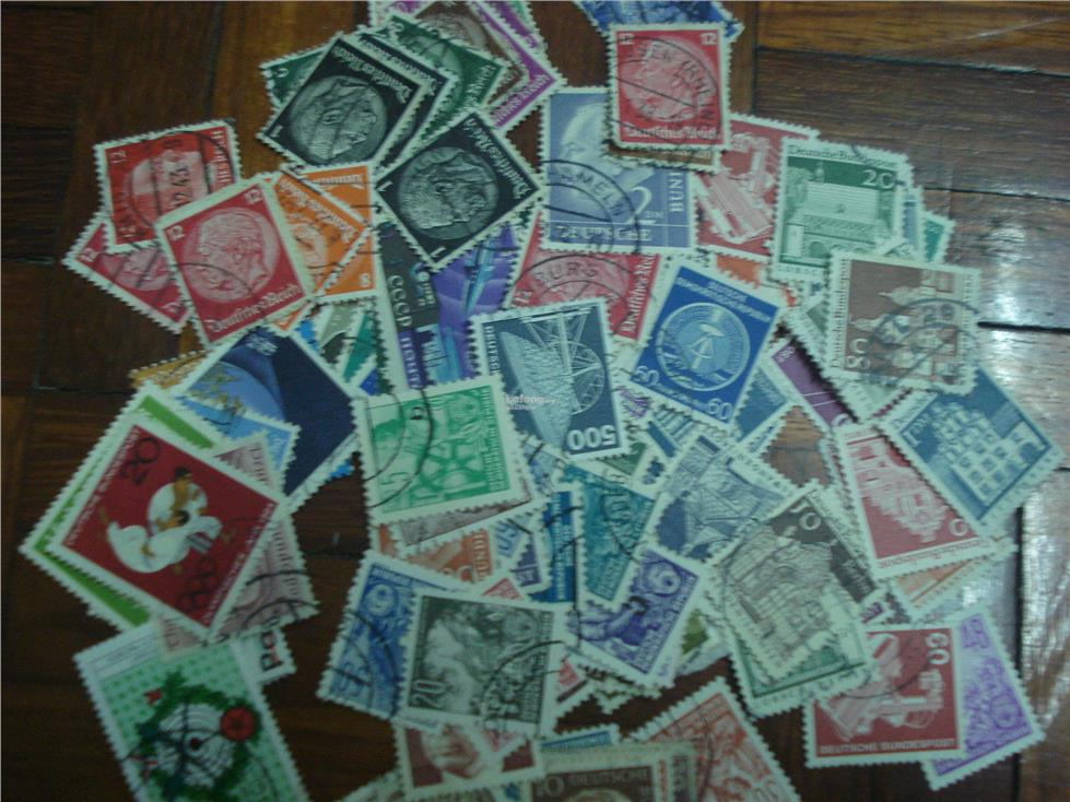 Germany 100+ Stamps