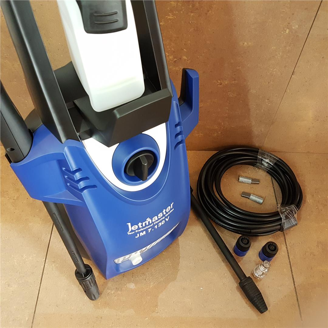 Germany Jetmaster 140Bar High Pressure Cleaner - JM7.130V ID229812