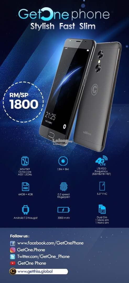 Getone Handfon Murah End 2 4 2018 7 15 Pm