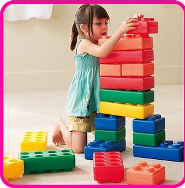 Giant Blocks Big Lego Blocks Building Blocks Birthday Gift For Kids