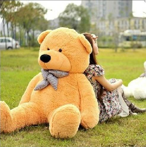giant huge cute teddy bear 1 6 mete end 4 16 2017 11 10 am. Black Bedroom Furniture Sets. Home Design Ideas