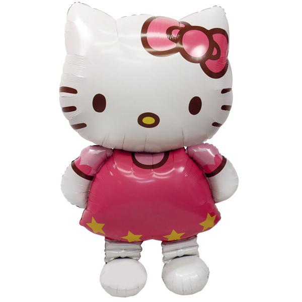 Giant Large Hello Kitty Cat Balloon Birthday Wedding Party Decoration