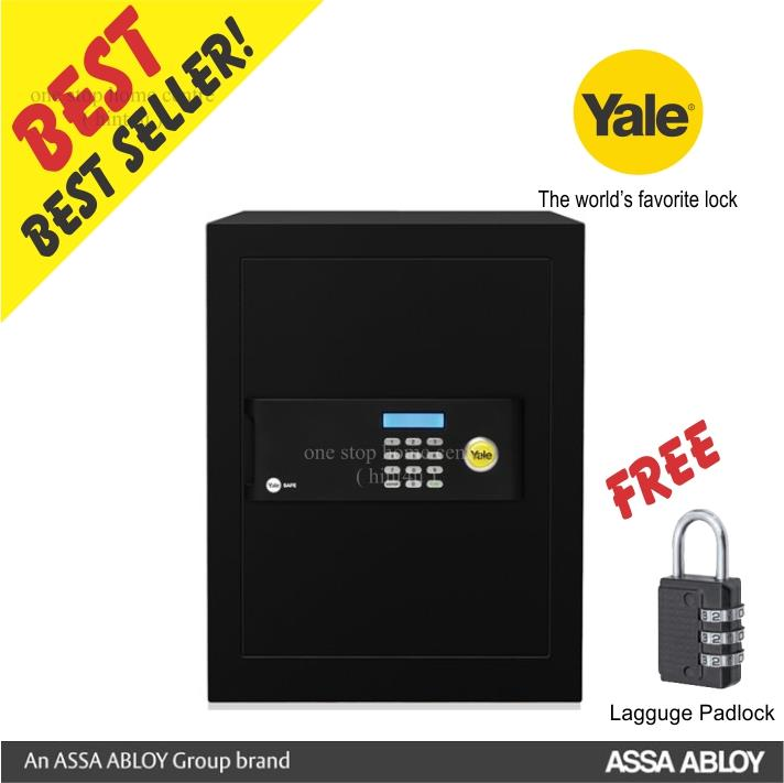 Best Home Safe 2020.Gift Lugguge Padlock X 1 Yale Ysb 400 Eb1 Home Security Safe Box