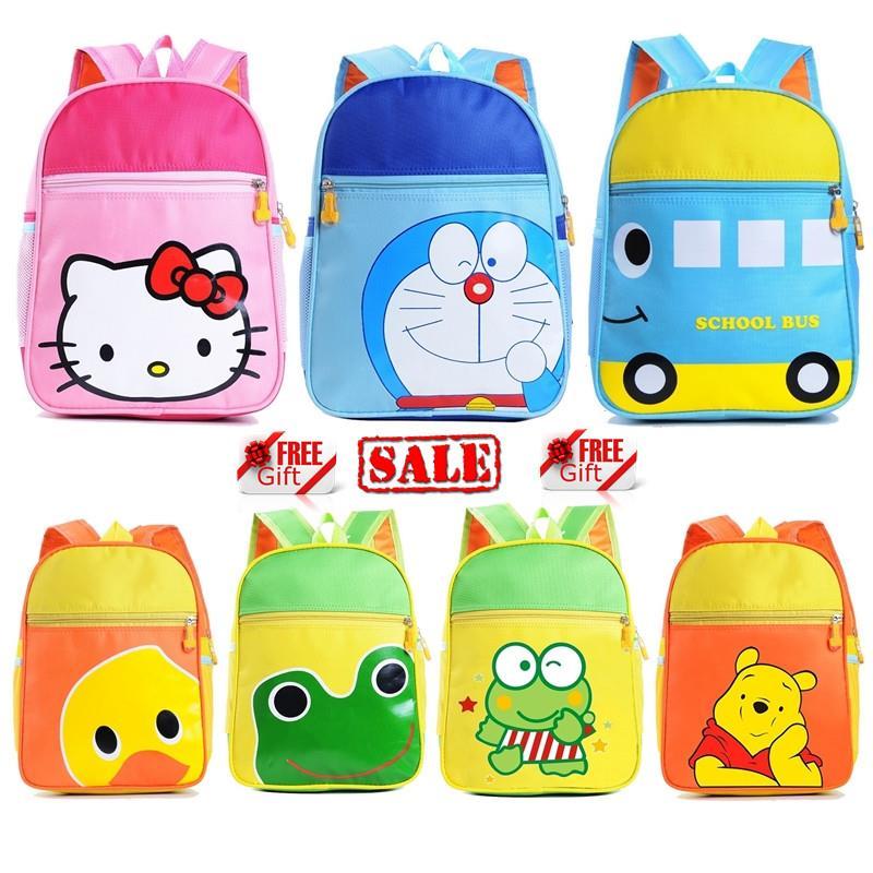 Gift+ Preschool Backpack Kindergarten Nursery School Kids Children Bag. ‹ › fc60c128fe