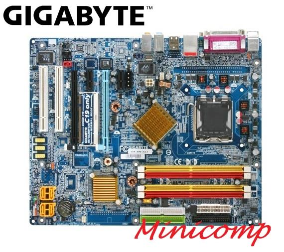 Gigabyte GA-8N-SLI NVIDIA Chipset Treiber Windows 10