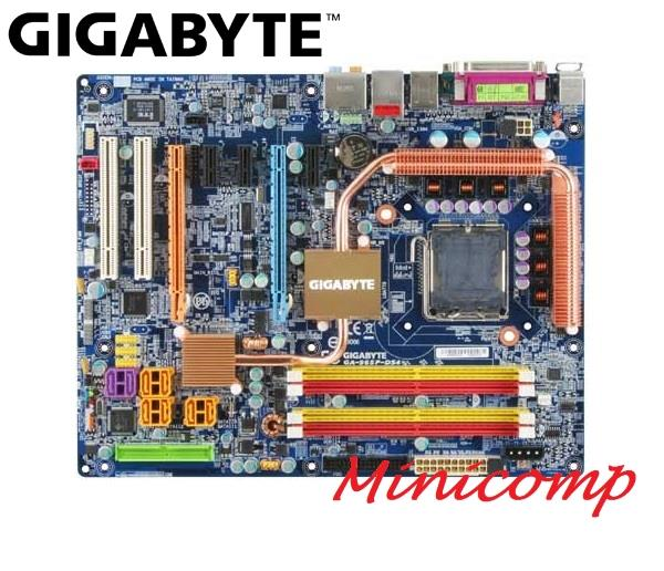Gigabyte GA 965P DS4 Intel 775 Mainboard / Motherboard
