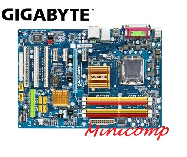 Drivers for Gigabyte GA-EP41-UD3L Easy Tune6